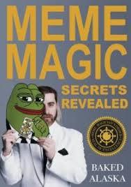 Kek Meme - meme magic secrets revealed book is now available for purchase