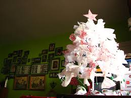 ten diy christmas trees that reuse recycle upcycle and craft