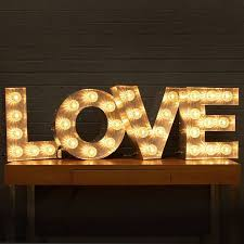 7 best light up letters images on condo design