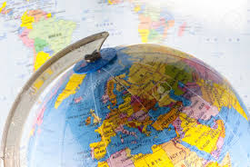 The World Map With Continents And Oceans by Study Geography Oceans Countries And Continents With The World