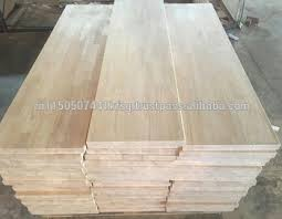 laminated wood table top solid rubber wood finger joint laminated boards panels profiling