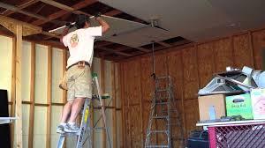 how to put up drywall peeinn com