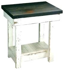 distressed white side table distressed white side table hcjb info