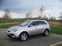 nissan acura 2010 review 2010 acura mdx the truth about cars