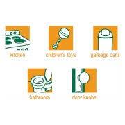 Seventh Generation Bathroom Cleaner Seventh Generation Lemongrass Citrus Scent Disinfecting Multi