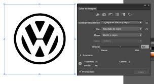 imagen blanco y negro en illustrator herramientas de diseño vectorizar una imagen con illustrator