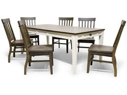 Silver Dining Room Steve Silver Dining Room Cayla Dining Table And Six Side Chairs
