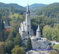 lourdes tours 7 best marian shrines tours images on holy land