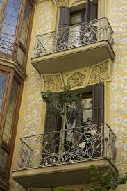 art deco balcony art nouveau dominika eureka