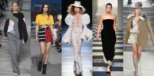 aw2017 2018 trend forecasting on pantone canvas gallery all trends from nyfw fall winter 2017 2018 v fashion world fashion