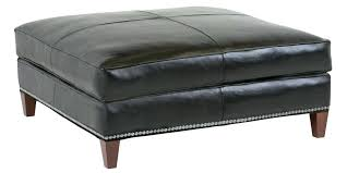 Large Tufted Leather Ottoman Wonderful Teal Leather Ottoman Large Size Of Coffee Ottoman Coffee