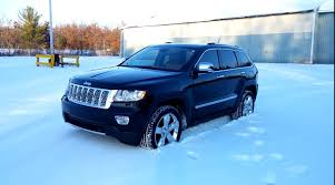 in depth 2011 jeep grand cherokee overland summit review youtube