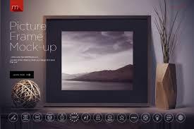 design templates photography free photo frame mockups 50 realistic frame mockup templates decolore net