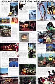 6 Flags Hours Theme Park Brochures Six Flags Great Adventure Theme Park Brochures
