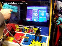 light gun arcade games for sale namco point blank arcade machine in play gun dance twin shooting