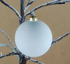br bisque tree large ornament in earthenware
