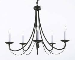 empress 5 light candle chandelier sprucewood rd pinterest