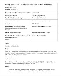 6 business contract templates free sample example format