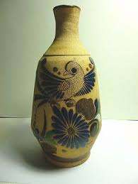 African Vases Vintage Laguna Pueblo Pottery Hand Crafted By Miriam Davis Native