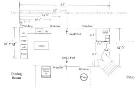 How To Plan A Kitchen Cabinet Layout Options For Our Old House Kitchen Design U2026 Dealing With A Bad Layout