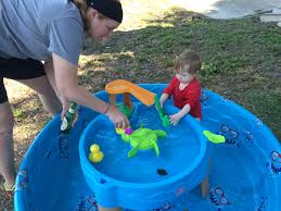 water table for 1 year old september 2015 from me to you