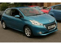 peugeot 208 2004 used peugeot 208 hatchback 1 4 hdi fap active 3dr in rochester