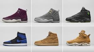 air release dates 2017 sole collector
