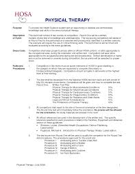 physical therapist resume template sle pta resumes matthewgates co