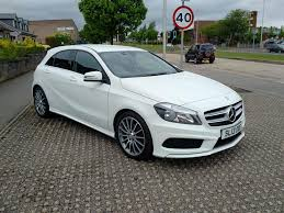 mercedes a class blueefficiency used 2013 mercedes a class a180 cdi blueefficiency amg sport
