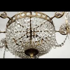 Bling Large Chandelier Large Chandelier Empire Style Expertissim
