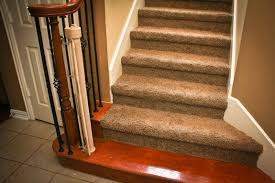 Stair Gates For Banisters Protecting Your Baby From The Stairs