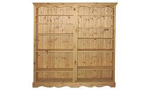 Adjustable Shelves Bookcase With Adjustable Shelves U2013 Kerris Farmhouse Pine