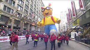 thanksgiving day parade in chicago photos 2014 mcdonald u0027s thanksgiving parade wgn tv