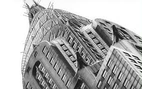 chrysler building new york city usa william allen 1930