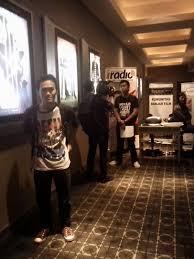 Xxi Cinema Qoreader Event Attending Festival On Xxi