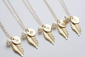 wedding gift necklace wedding gift list welcome message lading for