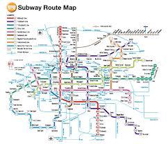 Metro Violet Line Map by Osaka Getting Around U0026 Universal Studios Japan U2013 Barefootglobal