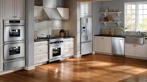 pictures of white kitchen cabinets with black stainless appliances what s the best appliance finish for your kitchen