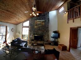 chattanooga vacation rental real fireplace wood private pool
