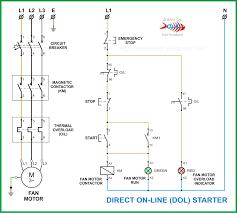 typical circuit diagram of star delta starter plc ladder wiring