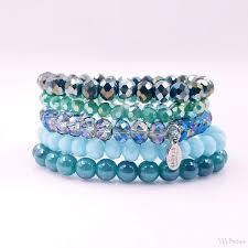 bracelet sets caribbean sugar stack bracelet sets snips and snails boutique