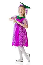 Pixie Halloween Costumes Amazon Kids Girls Violet Flower Halloween Costume Purple