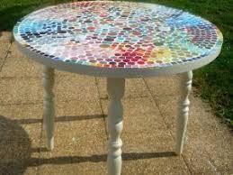 transformer une table de cuisine diy transformer une table d intérieur en table d extérieur par