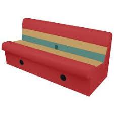 pontoon bench seat w105 standard 64 inch cabin pinterest