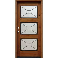 Home Depot Wood Exterior Doors by Golden Oak Exterior Doors Doors U0026 Windows The Home Depot