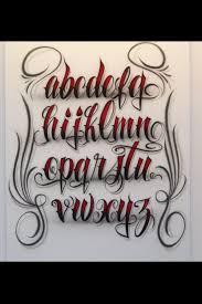 best 25 tattoo lettering fonts ideas on pinterest fonts