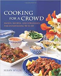 Thanksgiving Dinner For A Crowd Cooking For A Crowd Menus Recipes And Strategies For