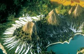 Beautiful Art Pictures by Minecraft Isn U0027t Just A Game It U0027s An Art Form Vox