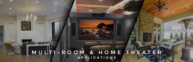 multi room home theater ghost family