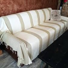 plaid jeté de canapé jete de canape coton plaid pour canapac bio fair t info